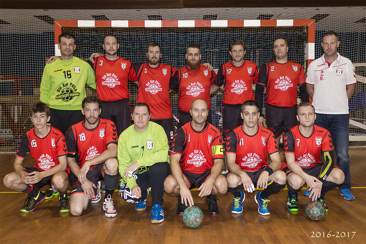 Séniors 1 2015-2016