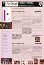 CANARD HANDBALLé - n°3-1